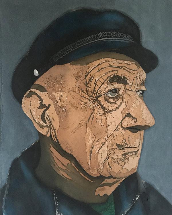 Man with cap