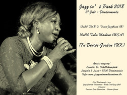 Video Jazz in't Park -Denise Gordon