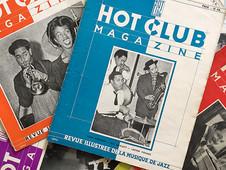 """3 Februari: Opening EXPO """"Hot Club de Belgique 1939-1961"""""""