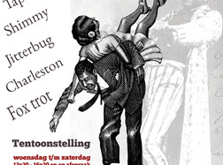 2 februari Opening EXPO From Cakewalk to Lindy Hop