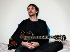 LAB 58 @ JCV: Bert Dockx solo + Artist Talk