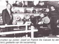 """20 april: """"Van muziekdoos tot grammofoon"""" Een avond met Patrick de Caluwé"""