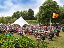 Binnenkort 21 juli, Jazz in't Park van Dendermonde