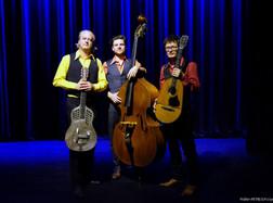 30 Oktober: Aperitiefconcert Les Guitares Magiques