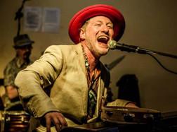 2 februari: Artist Talk Dom Pipkin & The Iko's (UK)