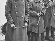 """14 november: Boekvoorstelling """"Amerika en de grote oorlog. Zij speelden jazz?"""""""