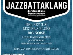 14 en 28 mei: JazzBATTAKLANG!
