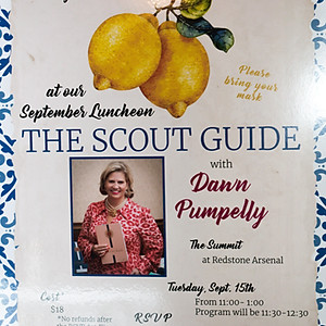 Scout Guide Luncheon