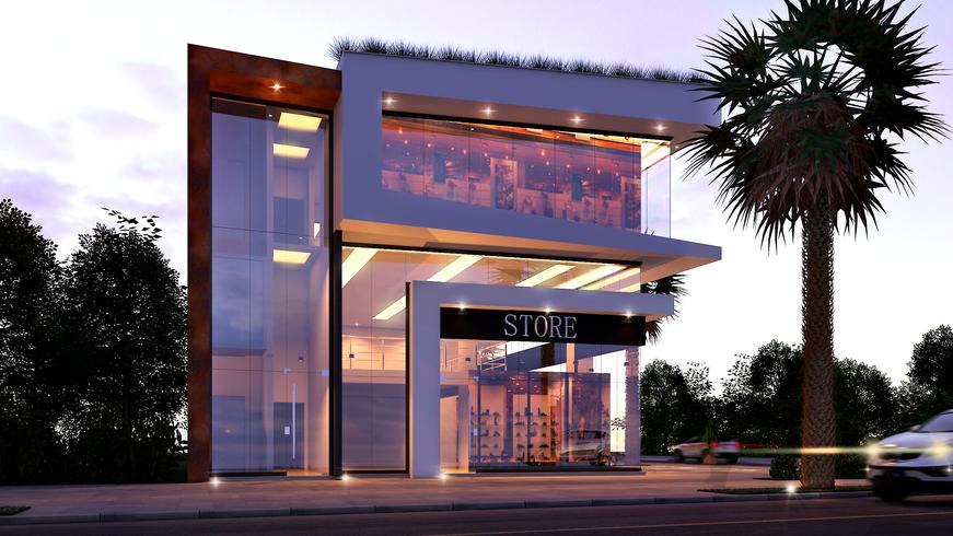 Edifício Comercial 01