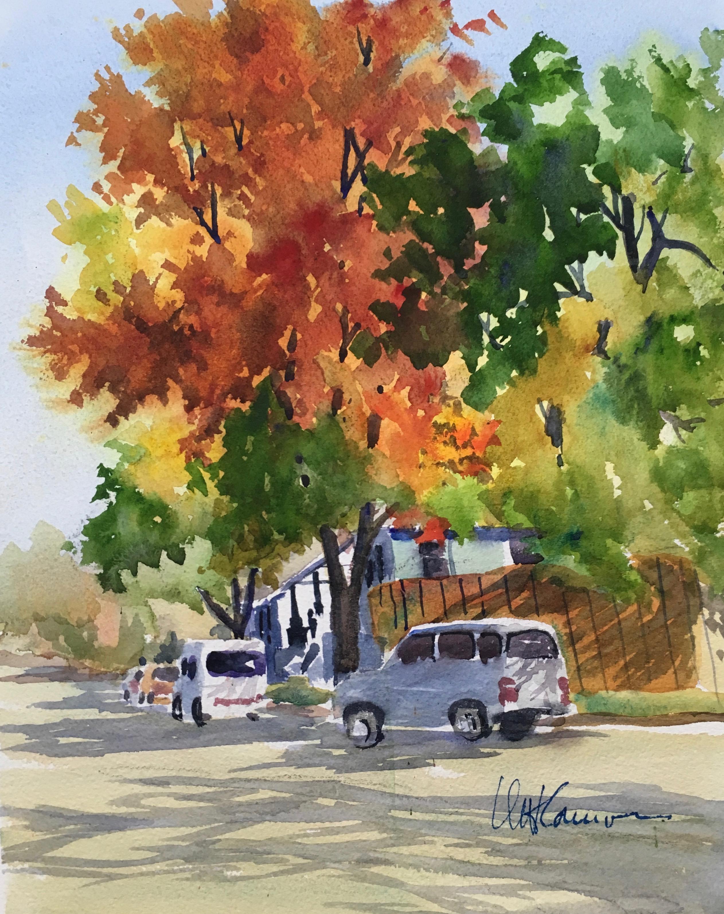 Oak Park Autumn
