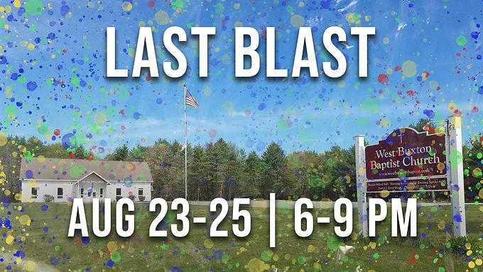 Last Blast
