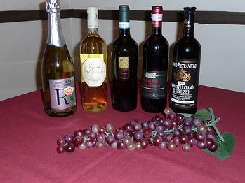 Italian Wine Dinner, 5 course wine pairings, Italian Restaurant Colorado Springs, Authentic Italian Food