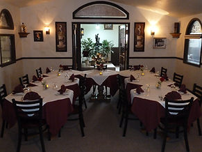 Italian Restaurant Colorado Springs, Authentic Italian Food, Private Parties