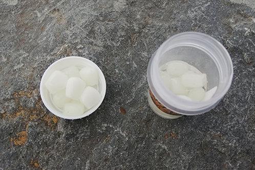 Maïs blanc flottant x15 petit pot