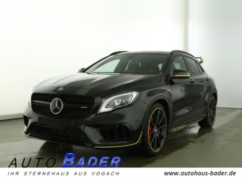 Mercedes-Benz GLA 45 AMG 4Matic Yell