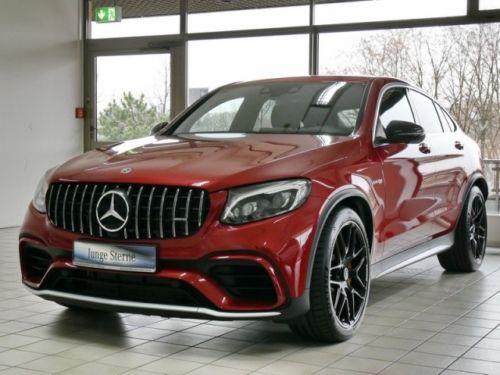 Mercedes-Benz GLC 63 AMG Cp HUD