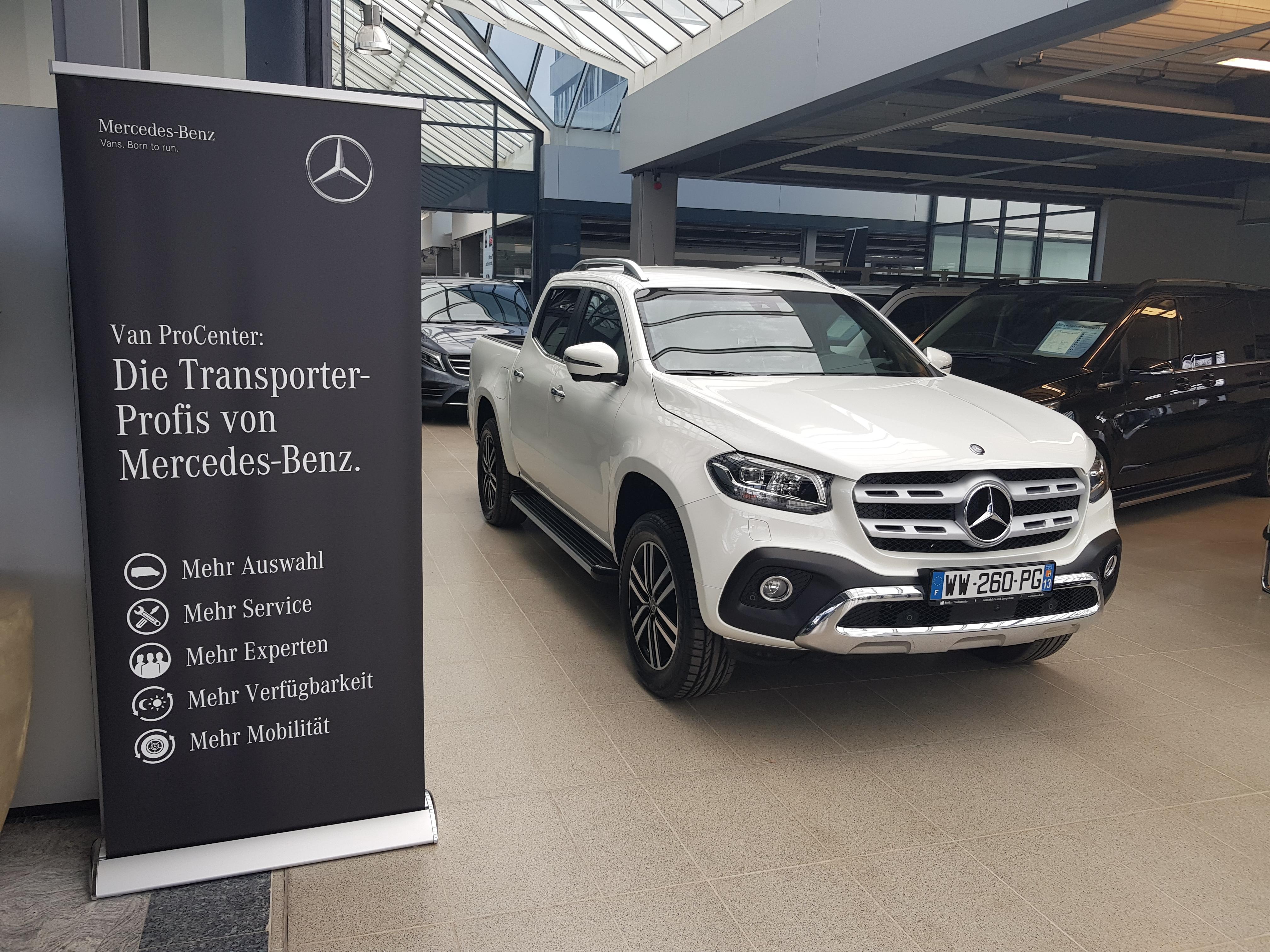 Mercedes x250 4m power edition