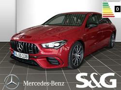 Frein de tir Mercedes-Benz CLA 45 AMG S 4M