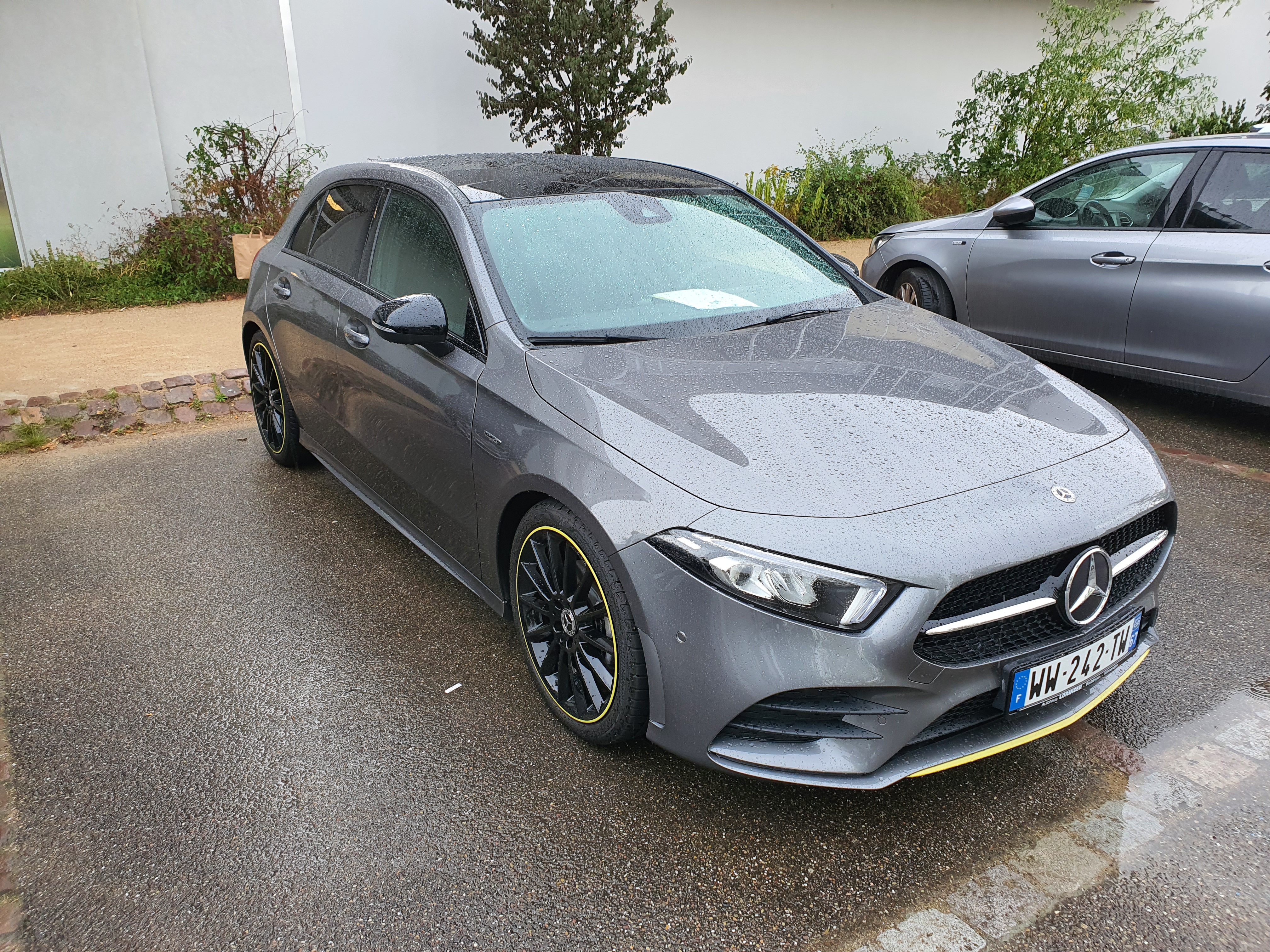 MERCEDES CLASSE A200 AMG EDITION ONE