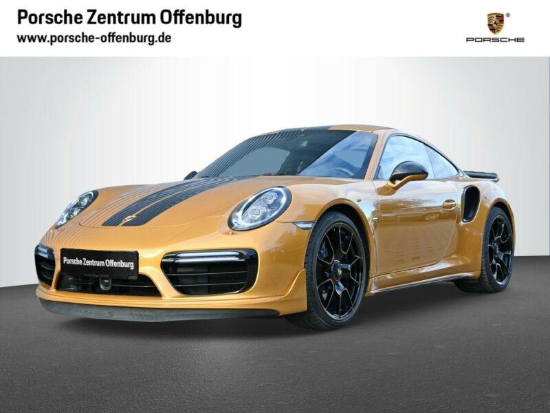 Série exclusive Porsche 911 Turbo S, LIMITÉE