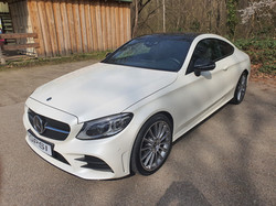 MERCEDES CLASSE C 300 COUPE AMG