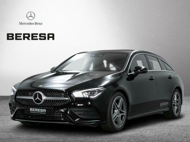 Mercedes-Benz CLA 220 d SB AMG
