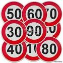 Baisse de la vitesse maximale autorisée de 90 à 80 km/h