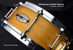 Heinzman Solid Snare
