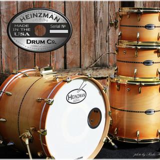 Heinzman Custom Blackfoot