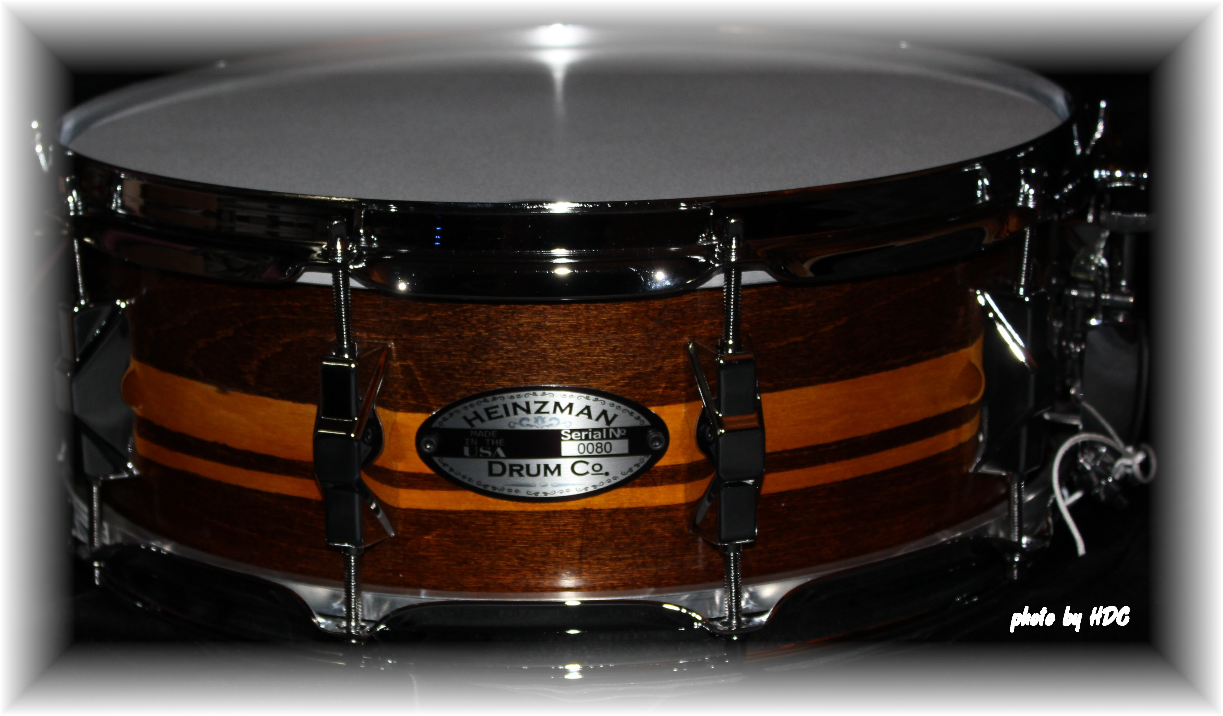 Heinzman Manhatten Custom 5x14""