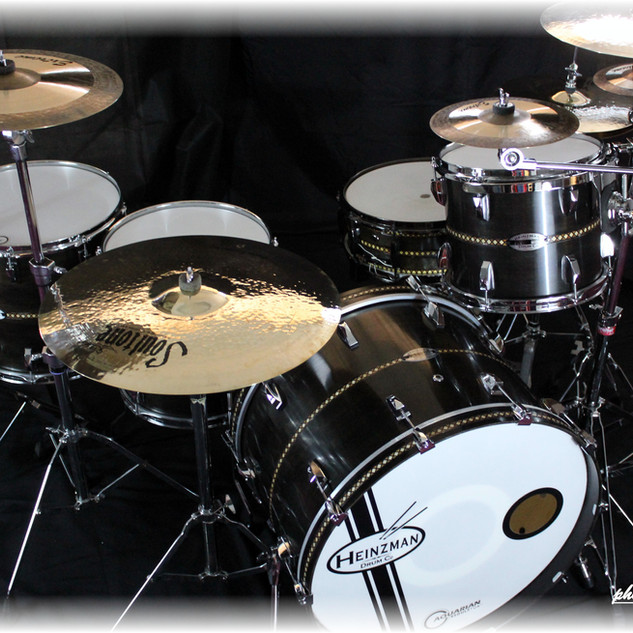 Heinzman Blackfoot Drums