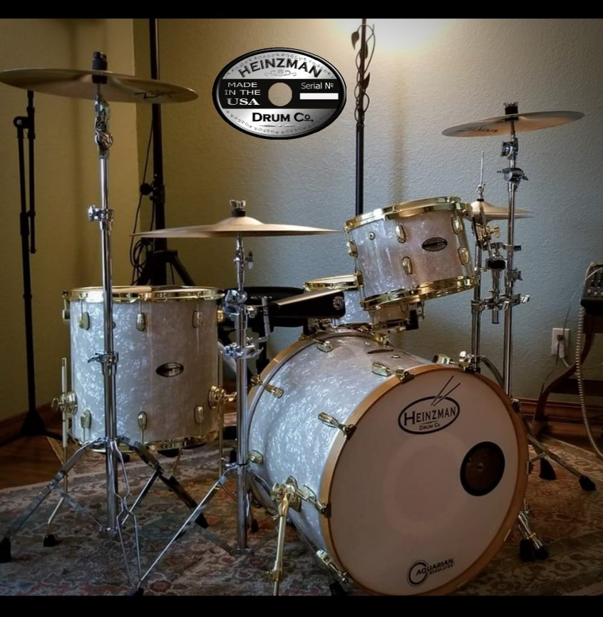 Vintage Classic Drumsets