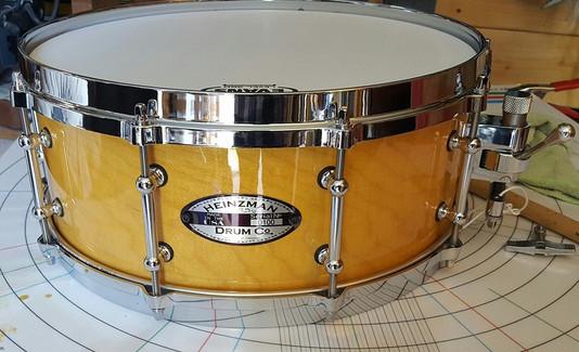 Master Maple Snare