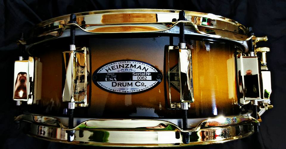 Heinzman Topshelf Snare