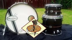 Heinzman Blackfoot Drums