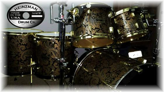 Heinzman Paisley Custom