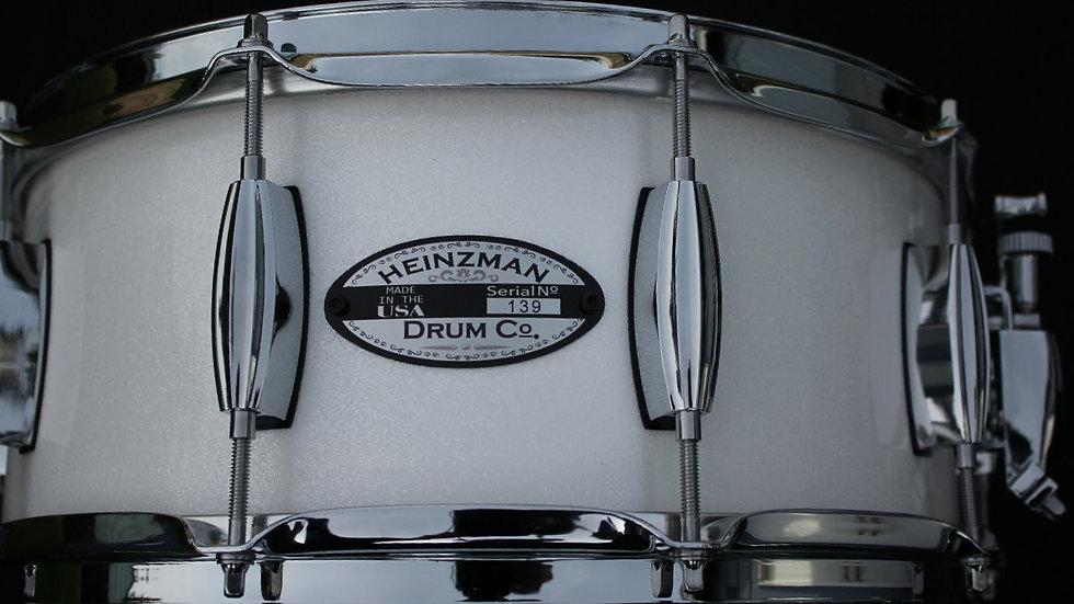 SOLD Heinzman Classic Maple Snare