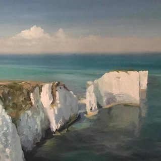 'Old Harry Rocks' Dorset