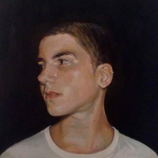 Portriat of Cousin Gallian