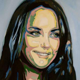 Portrait of HRH Duchess of Cambridge