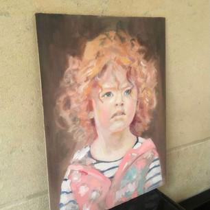 Portrait of Sadie