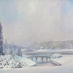 Stourhead in Winter