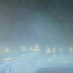 Gondolas in the Mist