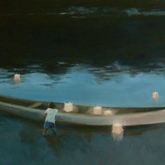 Lanterns on the Lagoon