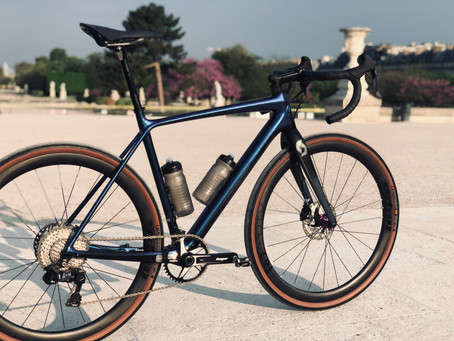 BIKE CHECK : Scott Addict Gravel 10