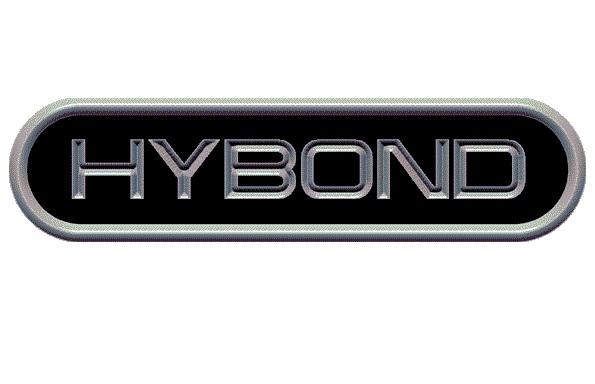 Hybond Logo White