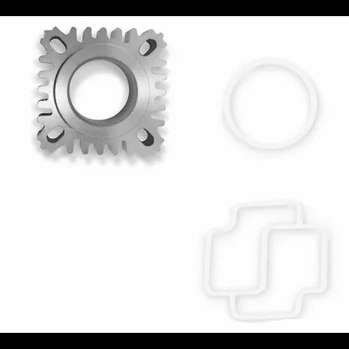 REPAIR KIT FOR COMPRESSORS MODS. 325C, 380C (30MM)