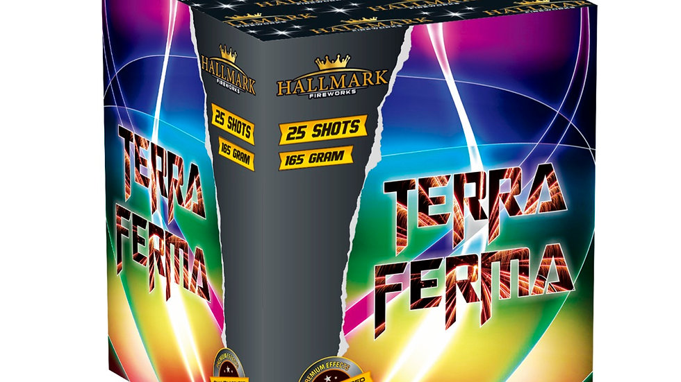 Hallmark Fireworks Terra Ferma
