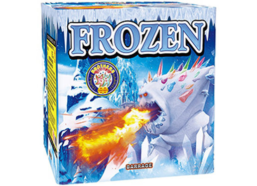 Brothers Pyrotechnics Frozen