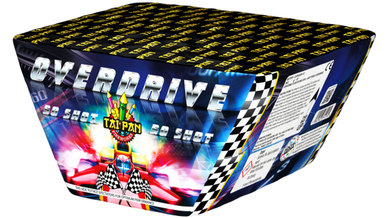 Absolute Fireworks Tai Pan Overdrive
